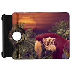 Tropical Style Collage Design Poster Kindle Fire HD 7