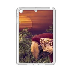 Tropical Style Collage Design Poster iPad Mini 2 Enamel Coated Cases