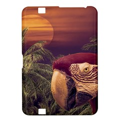 Tropical Style Collage Design Poster Kindle Fire HD 8.9
