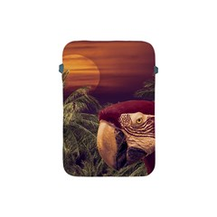 Tropical Style Collage Design Poster Apple iPad Mini Protective Soft Cases