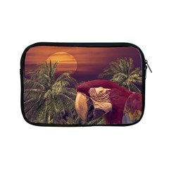 Tropical Style Collage Design Poster Apple iPad Mini Zipper Cases