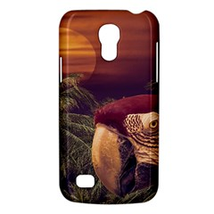 Tropical Style Collage Design Poster Galaxy S4 Mini