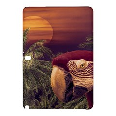 Tropical Style Collage Design Poster Samsung Galaxy Tab Pro 12.2 Hardshell Case