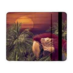 Tropical Style Collage Design Poster Samsung Galaxy Tab Pro 8.4  Flip Case