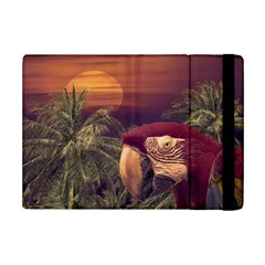 Tropical Style Collage Design Poster iPad Mini 2 Flip Cases