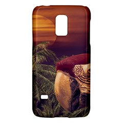 Tropical Style Collage Design Poster Galaxy S5 Mini