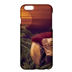 Tropical Style Collage Design Poster Apple iPhone 6 Plus/6S Plus Hardshell Case