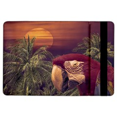 Tropical Style Collage Design Poster iPad Air 2 Flip