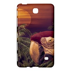 Tropical Style Collage Design Poster Samsung Galaxy Tab 4 (7 ) Hardshell Case