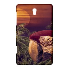 Tropical Style Collage Design Poster Samsung Galaxy Tab S (8.4 ) Hardshell Case