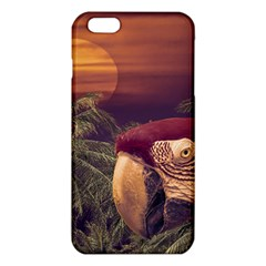 Tropical Style Collage Design Poster iPhone 6 Plus/6S Plus TPU Case