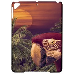 Tropical Style Collage Design Poster Apple iPad Pro 9.7   Hardshell Case