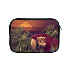 Tropical Style Collage Design Poster Apple MacBook Pro 15  Zipper Case