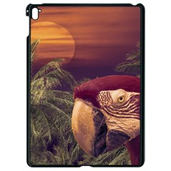 Tropical Style Collage Design Poster Apple iPad Pro 9.7   Black Seamless Case
