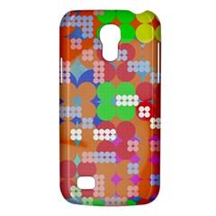 Abstract Polka Dot Pattern Galaxy S4 Mini