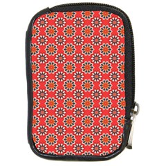 Floral Seamless Pattern Vector Compact Camera Cases