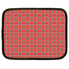 Floral Seamless Pattern Vector Netbook Case (xxl)