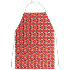Floral Seamless Pattern Vector Full Print Aprons