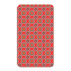 Floral Seamless Pattern Vector Memory Card Reader