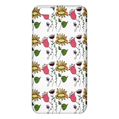 Handmade Pattern With Crazy Flowers Iphone 6 Plus/6s Plus Tpu Case