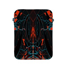 Doodle Art Pattern Background Apple Ipad 2/3/4 Protective Soft Cases