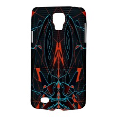 Doodle Art Pattern Background Galaxy S4 Active
