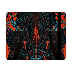 Doodle Art Pattern Background Samsung Galaxy Tab Pro 8.4  Flip Case