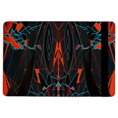 Doodle Art Pattern Background Ipad Air 2 Flip