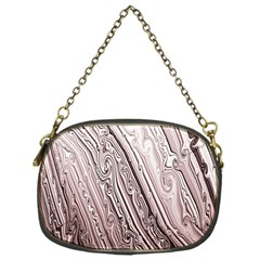 Vintage Pattern Background Wallpaper Chain Purses (one Side)