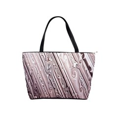 Vintage Pattern Background Wallpaper Shoulder Handbags