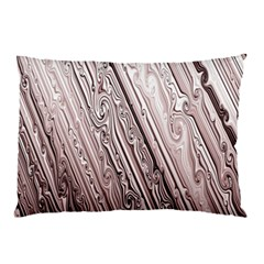 Vintage Pattern Background Wallpaper Pillow Case (two Sides)