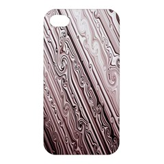 Vintage Pattern Background Wallpaper Apple iPhone 4/4S Premium Hardshell Case