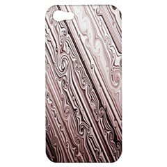 Vintage Pattern Background Wallpaper Apple iPhone 5 Hardshell Case
