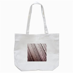 Vintage Pattern Background Wallpaper Tote Bag (White)
