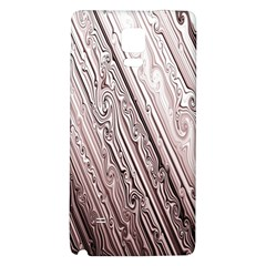 Vintage Pattern Background Wallpaper Galaxy Note 4 Back Case
