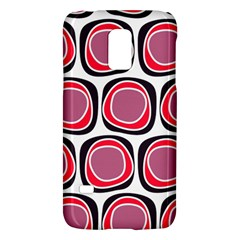 Wheel Stones Pink Pattern Abstract Background Galaxy S5 Mini