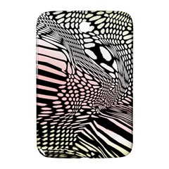 Abstract Fauna Pattern When Zebra And Giraffe Melt Together Samsung Galaxy Note 8 0 N5100 Hardshell Case