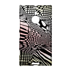 Abstract Fauna Pattern When Zebra And Giraffe Melt Together Nokia Lumia 1520