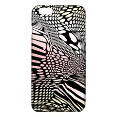 Abstract Fauna Pattern When Zebra And Giraffe Melt Together iPhone 6 Plus/6S Plus TPU Case