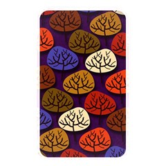 Colorful Trees Background Pattern Memory Card Reader