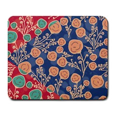 Floral Seamless Pattern Vector Texture Large Mousepads