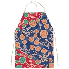 Floral Seamless Pattern Vector Texture Full Print Aprons