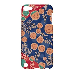 Floral Seamless Pattern Vector Texture Apple iPod Touch 5 Hardshell Case