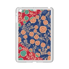 Floral Seamless Pattern Vector Texture Ipad Mini 2 Enamel Coated Cases