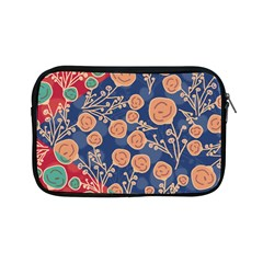 Floral Seamless Pattern Vector Texture Apple iPad Mini Zipper Cases