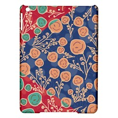 Floral Seamless Pattern Vector Texture iPad Air Hardshell Cases