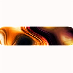 Colourful Abstract Background Design Large Bar Mats