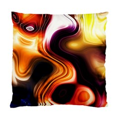 Colourful Abstract Background Design Standard Cushion Case (One Side)