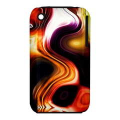Colourful Abstract Background Design iPhone 3S/3GS