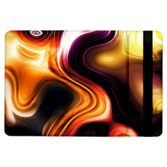 Colourful Abstract Background Design Ipad Air Flip